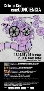 Cartel Cine ConcienciaWEB