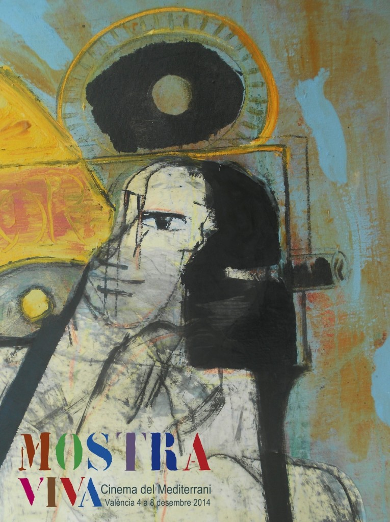 El cartel de Mostra Viva 2014 es obra de José Morea