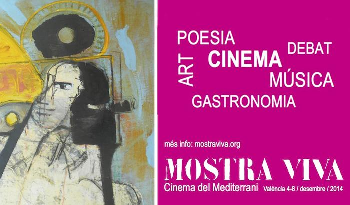 Colaboramos en una nueva edición de la Mostra Viva/ Cinema del Mediterrani