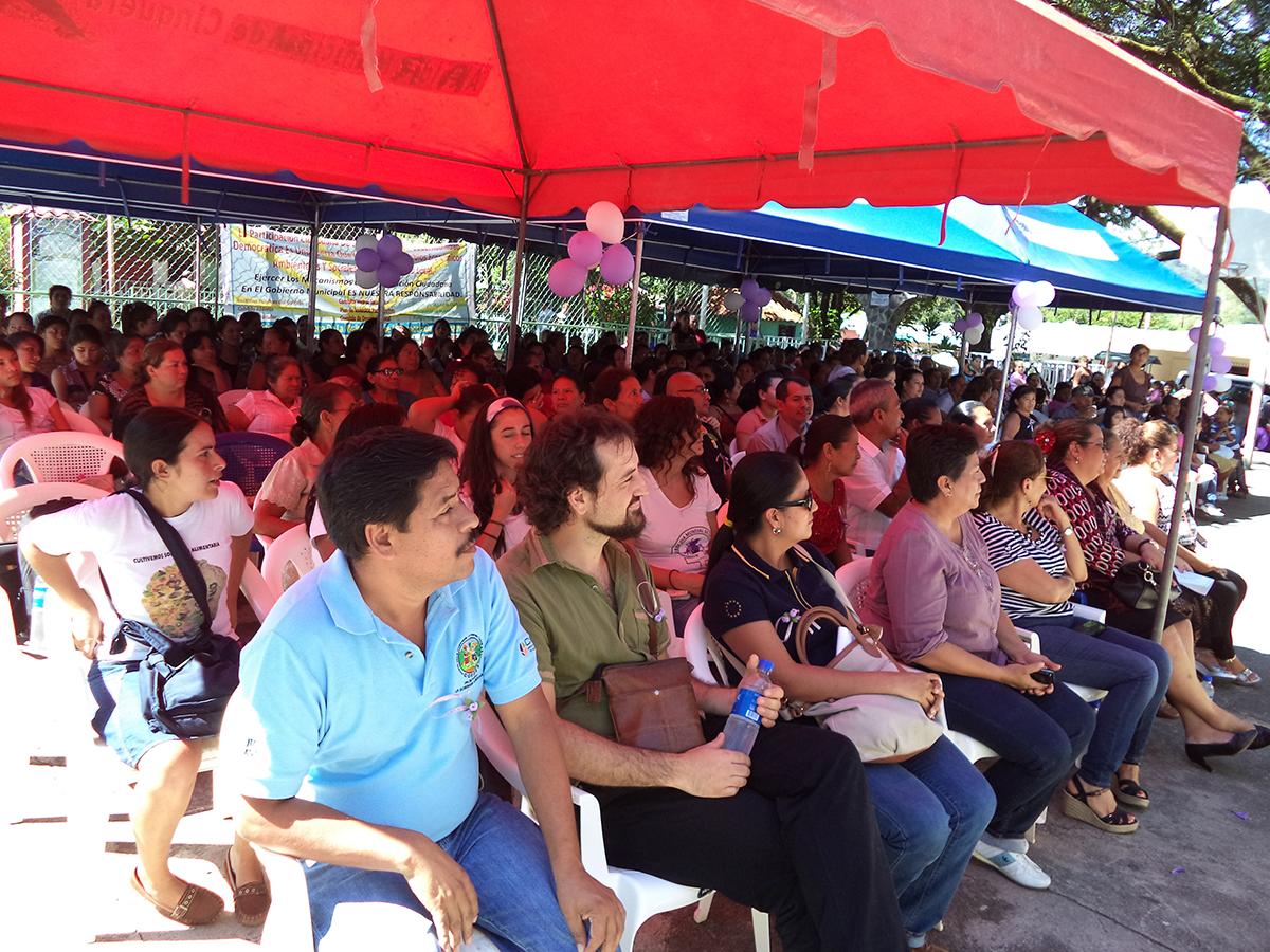 CERAI celebra el Día de la mujer rural en El Salvador