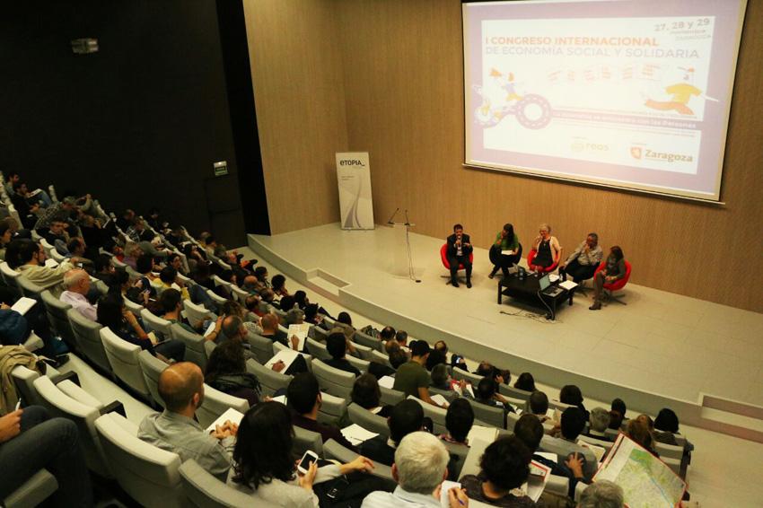 Las entidades vinculadas a la economía social valoran muy positivamente el congreso celebrado en Zaragoza