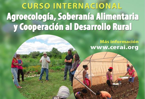 Granada acoge el Módulo 2 del Curso de Agroecología