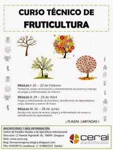 Curso fruticultura de CERAI
