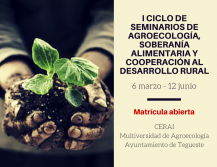 seminarios agroecología