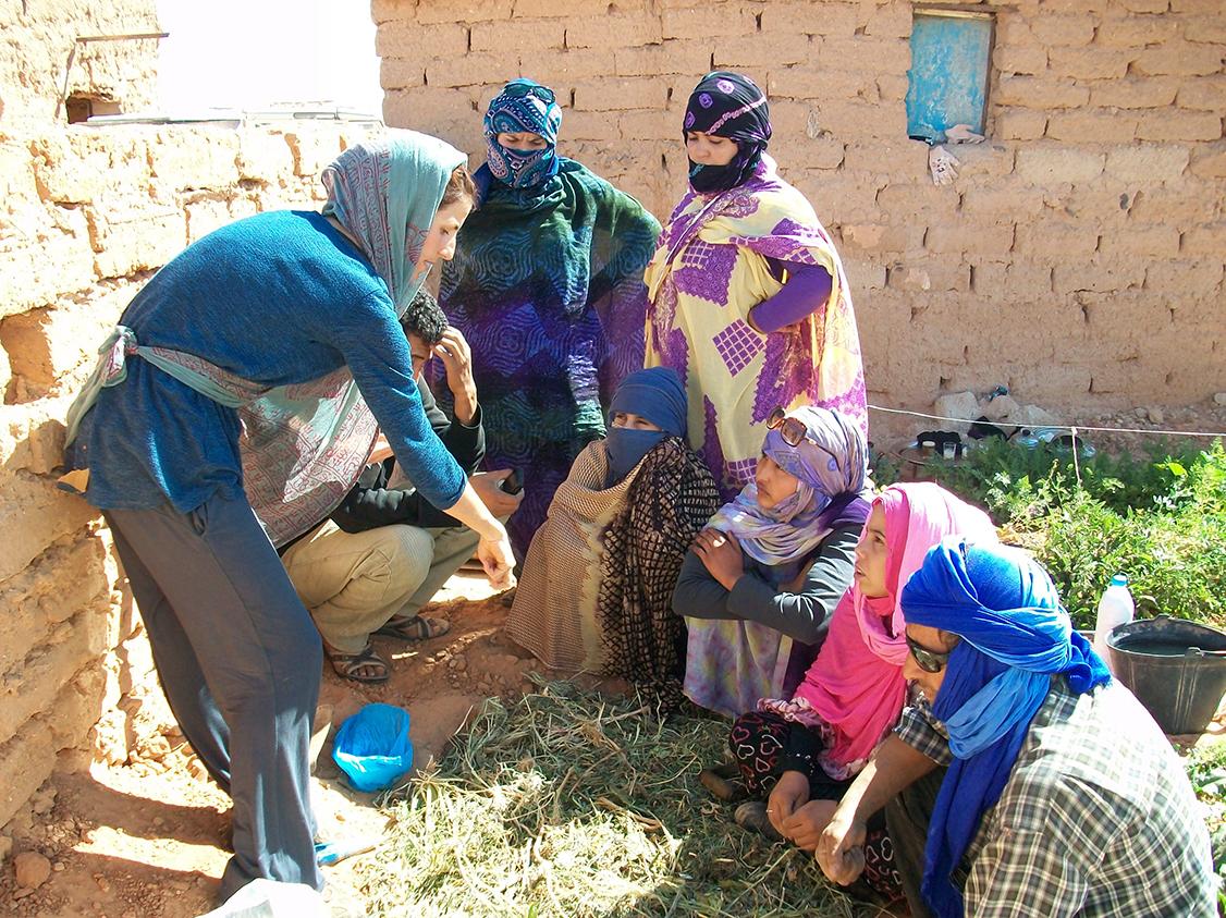 Oferta de empleo en CERAI: técnico de cooperación para los campamentos de refugiados saharauis