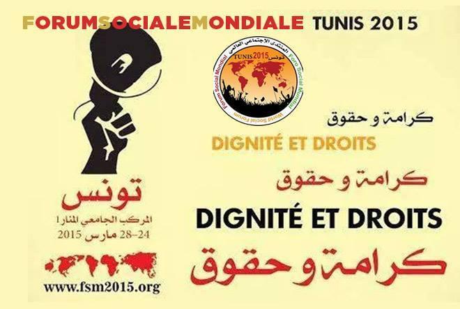 Declaración de la asamblea de los movimientos sociales tras el FSM 2015