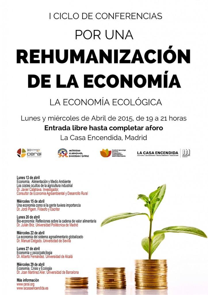 cartel rehumanizacion economia Madrid - imprimir