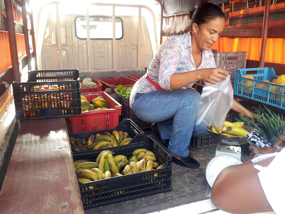 CERAI brinda asesoramiento en Cabo Verde para el refuerzo de las capacidades de poscosecha en la Isla de Fogo