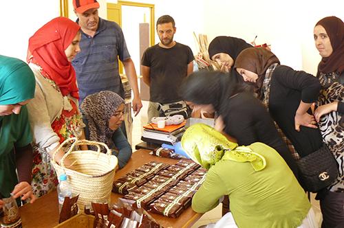 proyectos de CERAI en Marruecos