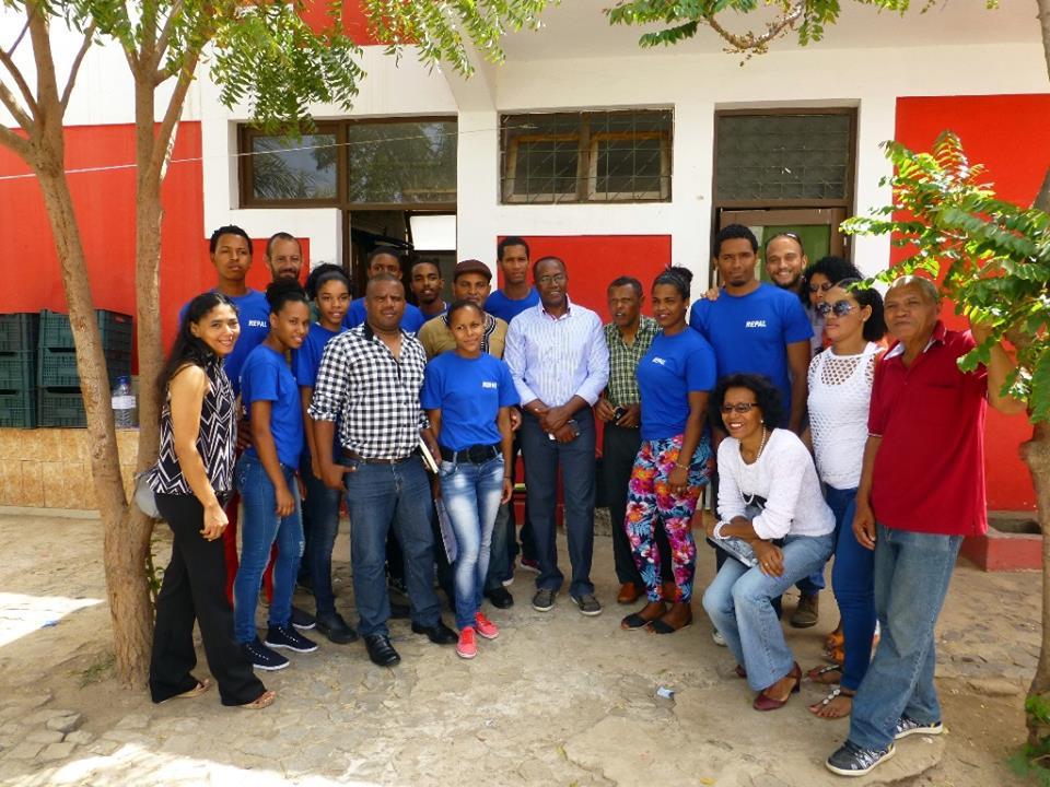 Cabo Verde ha celebrado la Semana de la Alimentación y la Salud Escolar