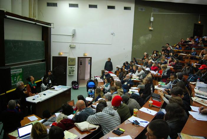 El FMAT a debate en el Foro Social Mundial de Túnez