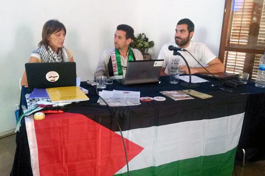 Resistencias agrarias y lucha por la tierra en Palestina