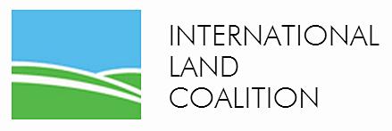 International Land Coalition logo