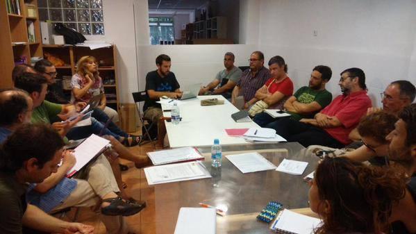 Participamos en la última Asamblea de REAS País Valencià