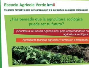 segunda edición Escuela Agrícola Verde km0 web