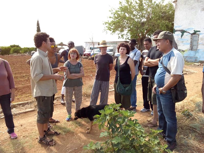 Concluye con éxito el curso de Empresa Social y Comercialización Agroecológica