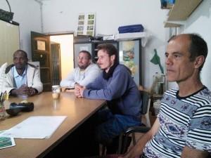 Encuentro con voluntarios de la Red Canaria de Semillas