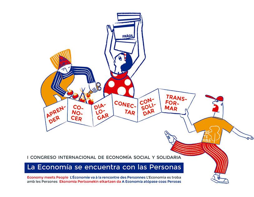 Conclusiones del I Congreso de Economía Social y Solidaria
