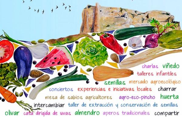 feria aragonesa biodiversidad