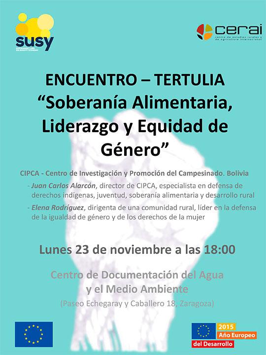Cartel_Encuentro-CIPCA-Zgz
