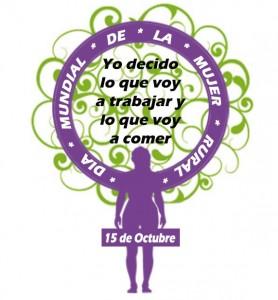 Logo Día de la Mujer Rural