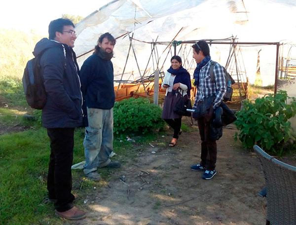 Intercambio de experiencias de Economía Social y Solidaria entre España y Bolivia