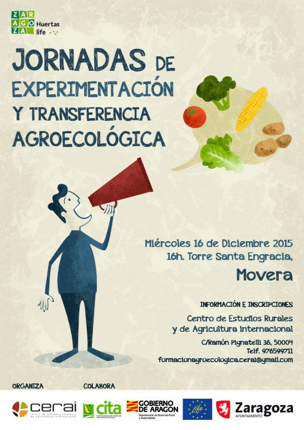 Jornadas de Experimentación y Transferencia Agroecológica