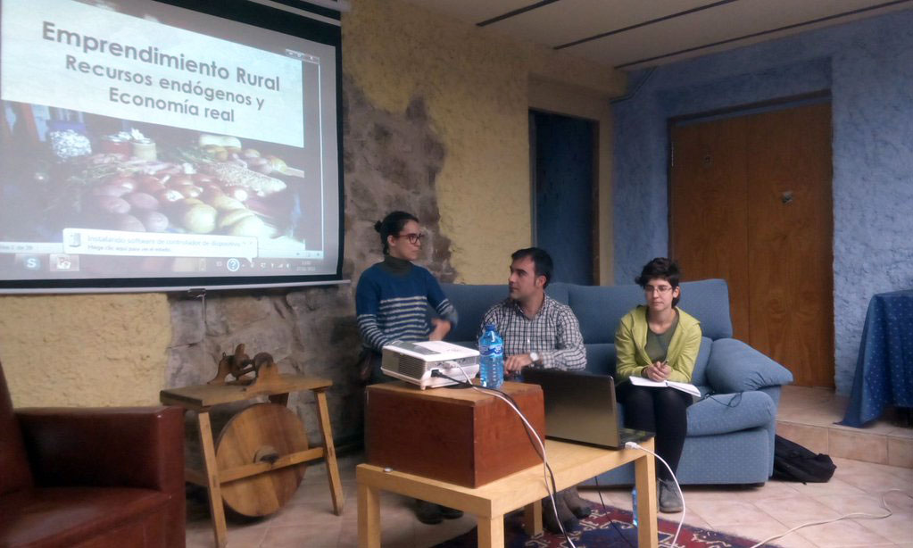 CERAI ha participado en las jornadas FERMENTO en Medinaceli (Soria)