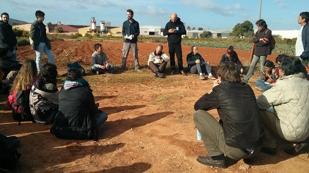 presentación-del-SPG-Ecollaures-en-Hort-de-Carmen