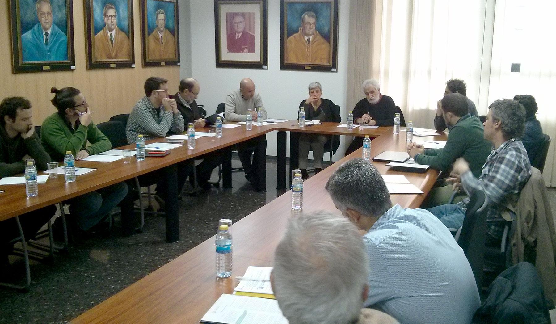 Se ha constituido en Valencia el Comité Local de Apoyo al FMAT