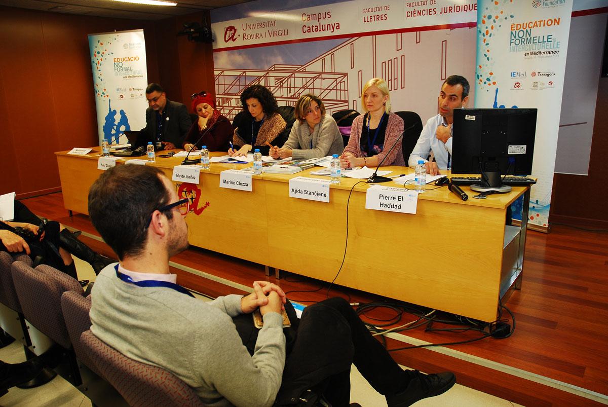 """CERAI ha participado en el encuentro """"Educación no formal e intercultural en el Mediterráneo"""""""