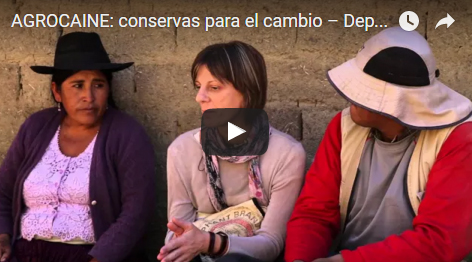 AGROCAINE: conservas para el cambio – Departamento de Potosí (Bolivia)
