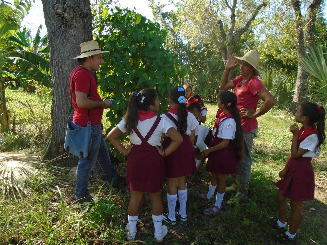"""Cuba: """"De mayor quiero ser… campesino"""""""