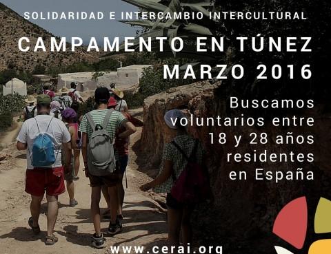 campamento Túnez marzo 2016