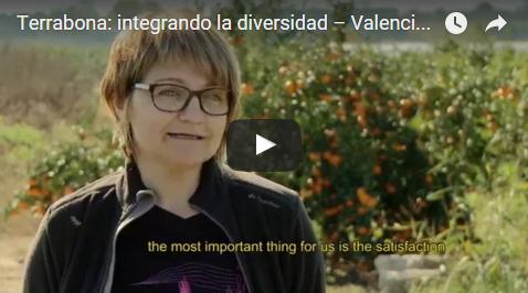 Terrabona: integrando la diversidad – Valencia (España)