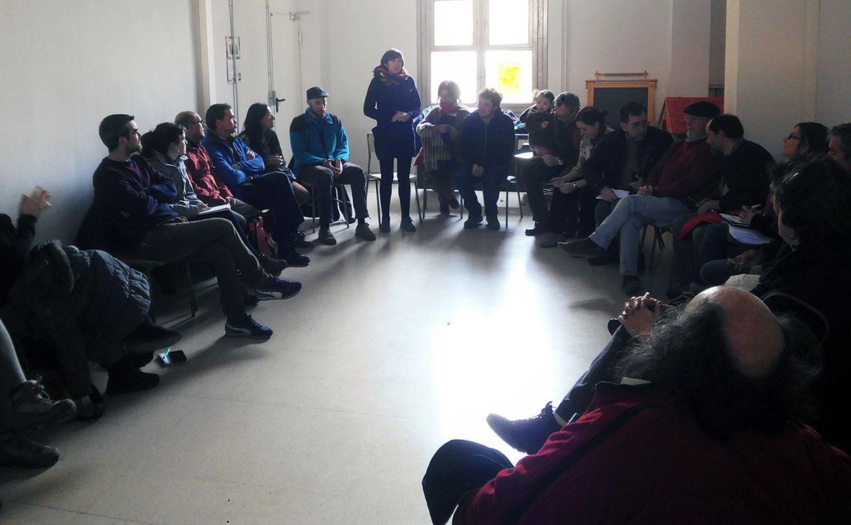 Se celebró en Aragón la asamblea anual ordinaria de socios/as