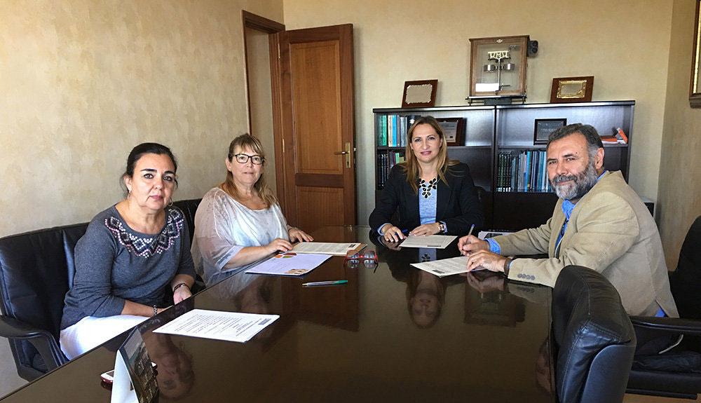 Firmamos un convenio con el Instituto Canario de Investigaciones Agrarias (ICIA)