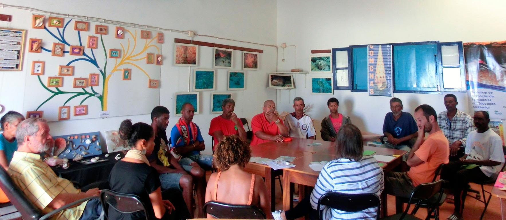 Iniciamos en Cabo Verde las campañas de promoción del proyecto de Turismo Sostenible