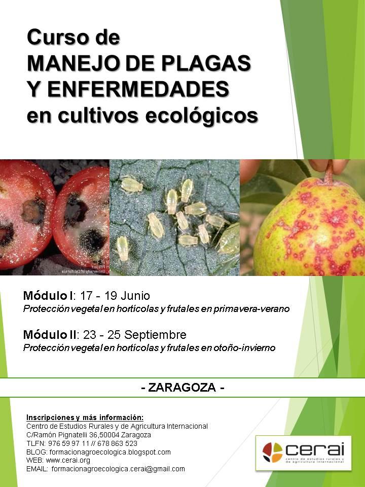 Cartel curso plagas y enfermedades CERAI(1)