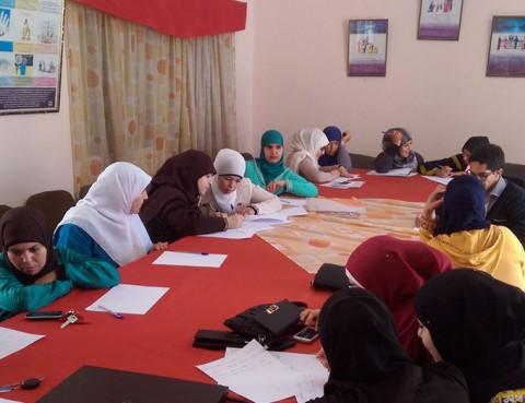 formación-mujeres-Marruecos