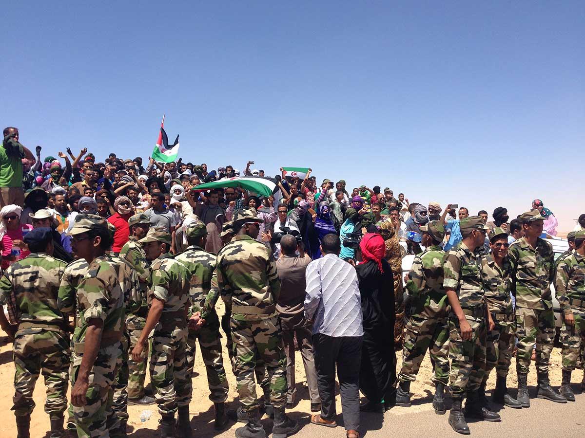 CERAI expresa sus condolencias al pueblo saharaui por el fallecimiento de su presidente en el exilio, Mohamed Abdelaziz