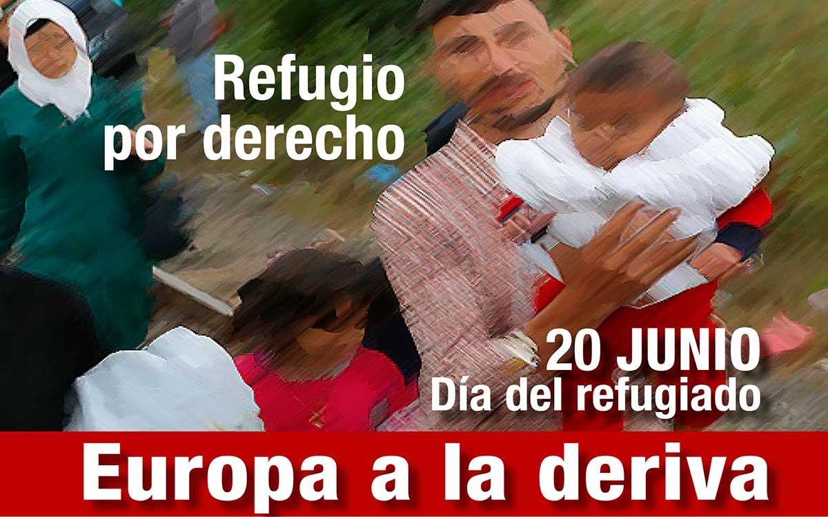 Apoyamos el manifiesto 'Refugio por Derecho'