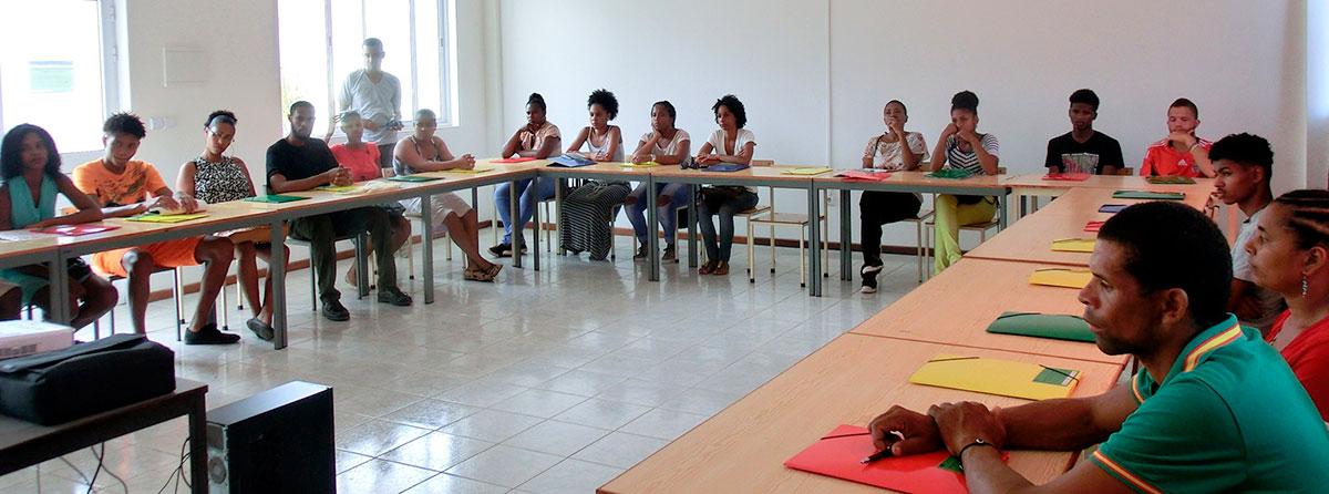 Formación en buenas prácticas de conservación y transformación agroalimentaria en Cabo Verde