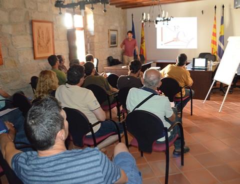 charla en Torrecilla de Alcañiz
