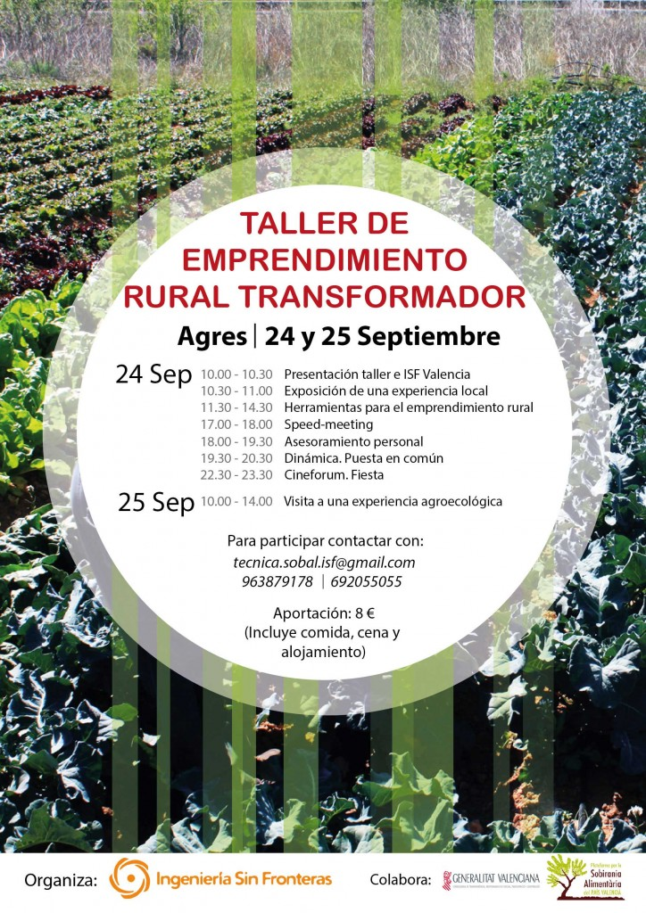 Cartel-Taller-de-emprendimiento-rural-transformador-Agres