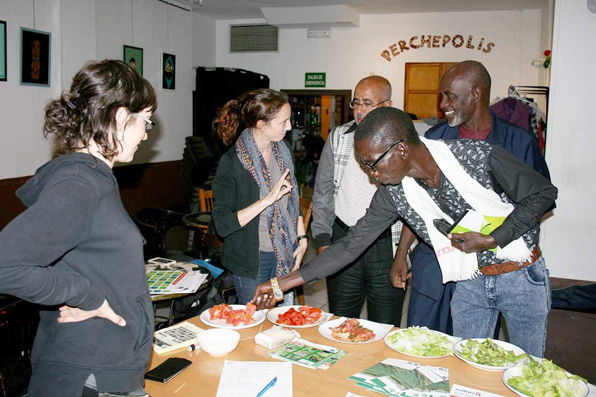 Representantes del sector agrario y ganadero de Mauritania visitan España de la mano de CERAI