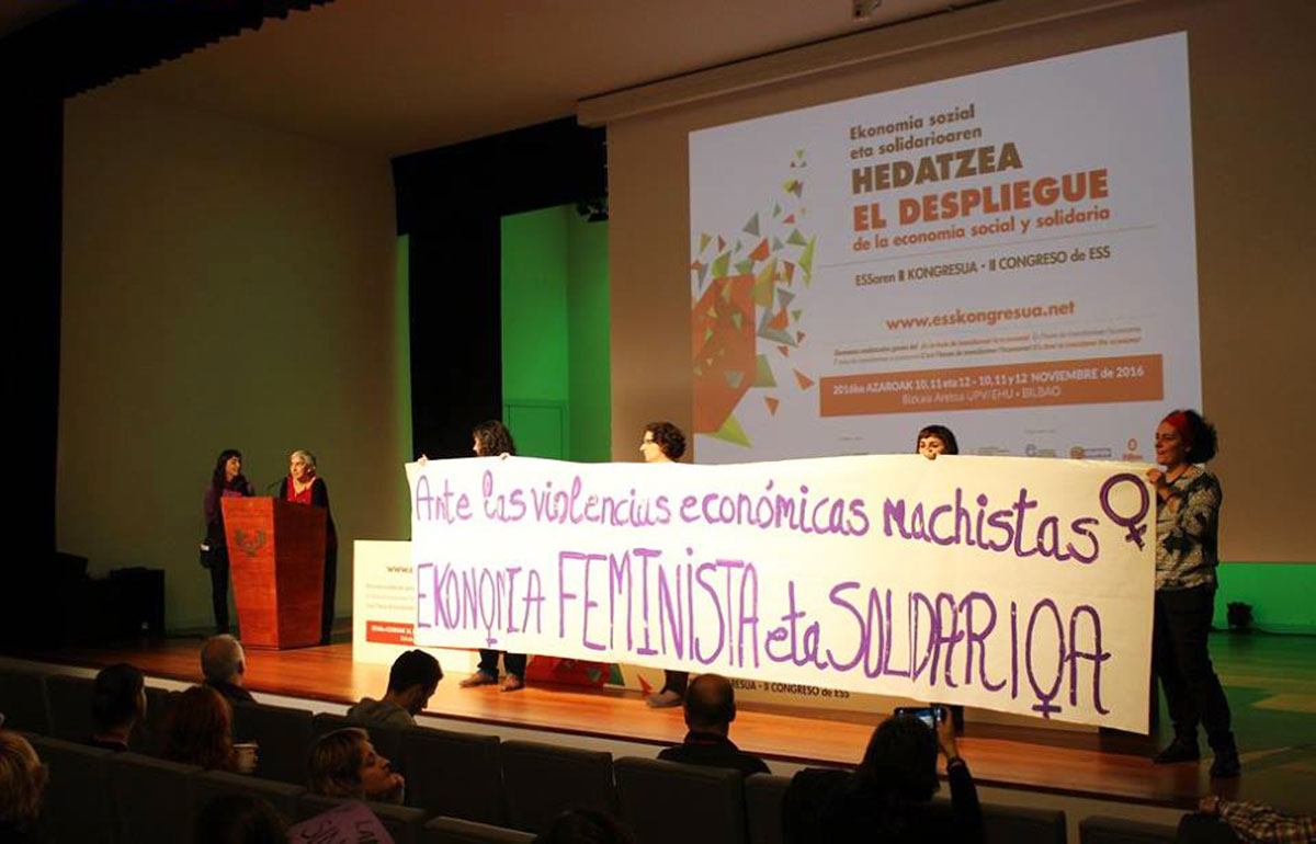 CERAI ha participado en Bilbao en el II Congreso de Economía Social y Solidaria