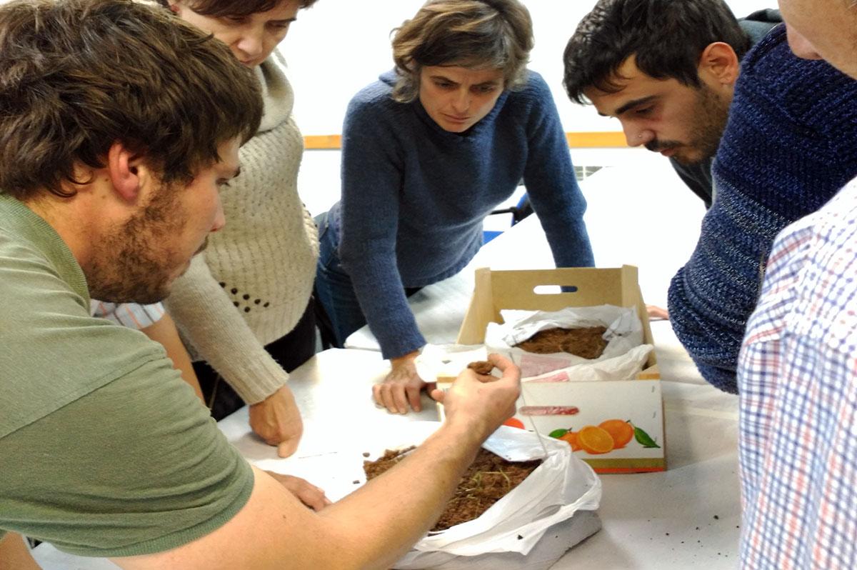 CERAI brinda apoyo técnico a ganaderos y agricultores ecológicos en la comarca del Sobrarbe (Huesca)
