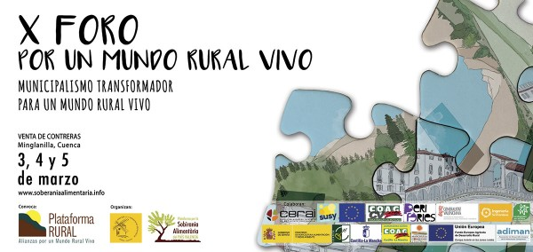 X Foro por un Mundo Rural Vivo