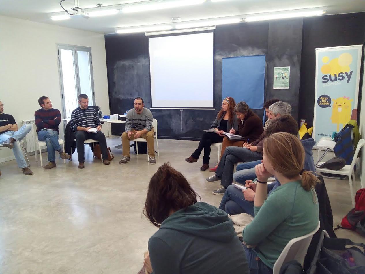 Zaragoza acogió con éxito de participación un curso sobre Dinamización Local Agroecológica